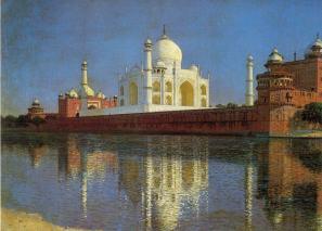 Taj Mahal, VASILY VERESHCHAGIN
