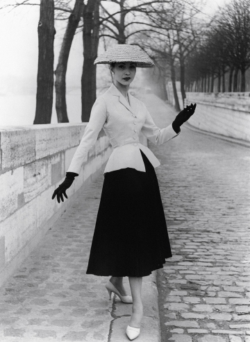 Dior New Look Bar Jacket Skirt