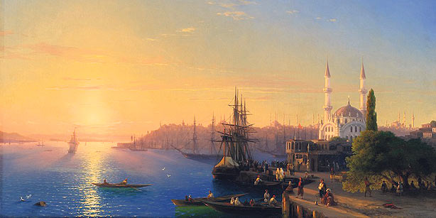 Aivazovsky - Constantinople