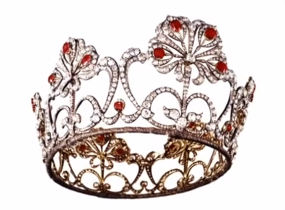 russian imperial tiara diamonds bolin3