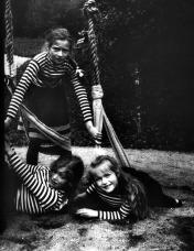 Tatiana, Maria and Anastasia Romanov
