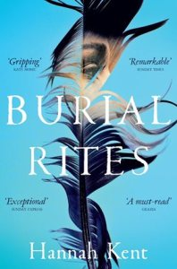 Burial Rites Hannah Kent Book cover