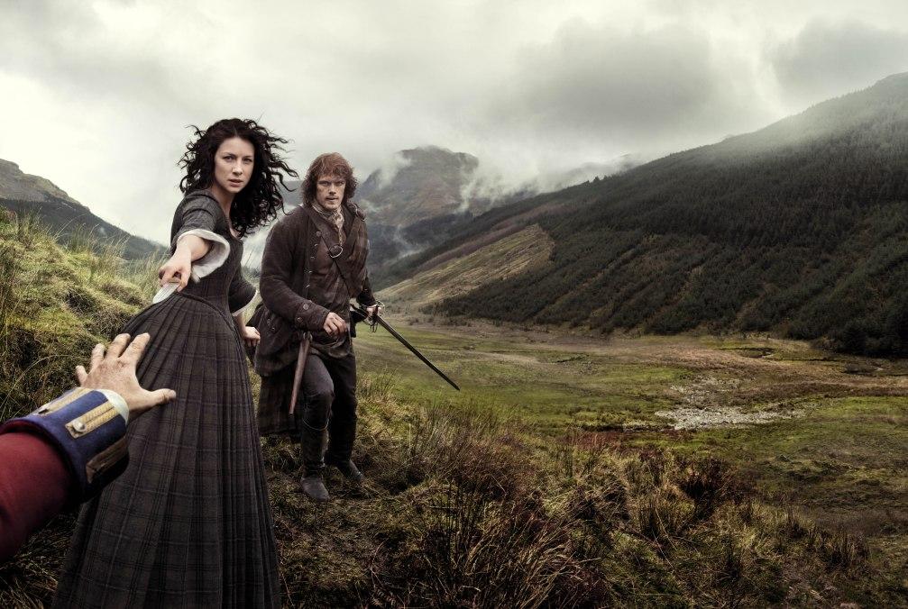 Outlander season 1.2 poster
