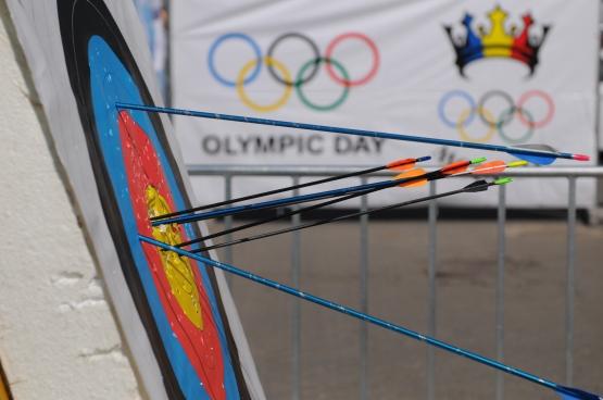 archery pixoto - Olympicfest Chisinau by Natalia Donets