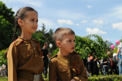 blog 1- 9th of May in Chisinau by Natalia Donets