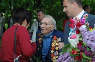 blog 6 - 9th of May in Chisinau by Natalia Donets