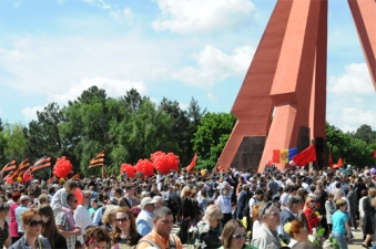 blog 8- 9th of May in Chisinau by Natalia Donets