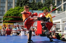 boxers 2 - Olympicfest Chisinau by Natalia Donets