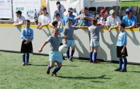 football boys - Olympicfest Chisinau by Natalia Donets