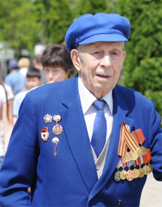 memorial blog - 9th of May in Chisinau by Natalia Donets