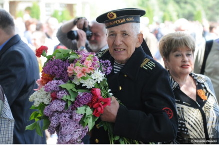Marine - 9th of May in Chisinau by Natalia Donets