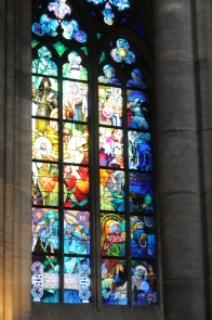 St. Vitt's Cathedral by Natalia Donets