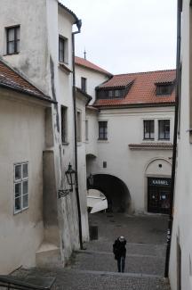 Prague streetview