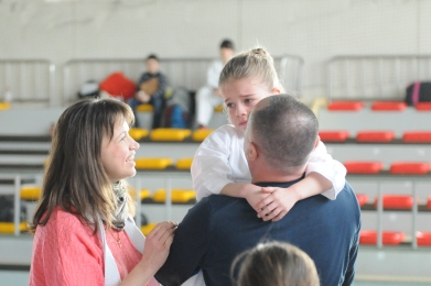 Women Karate Festival Moldova by Natalia Donets