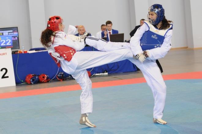 Taekwondo Moldova Open G1 2017 by Natalia Donets